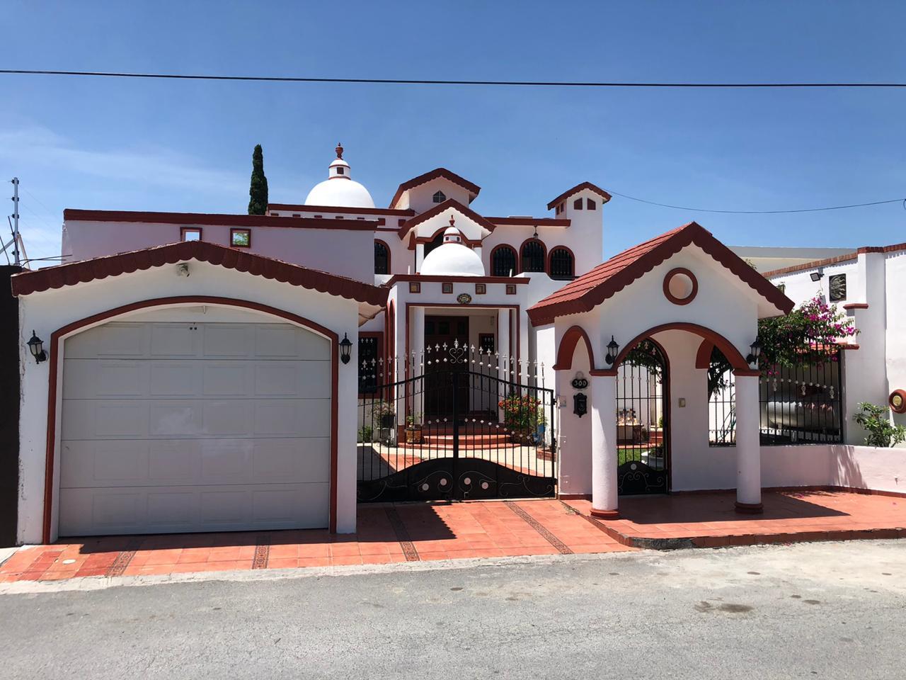 Casa en El Carmen, Nuevo Leon