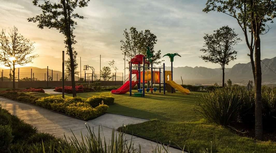 foto parque frente